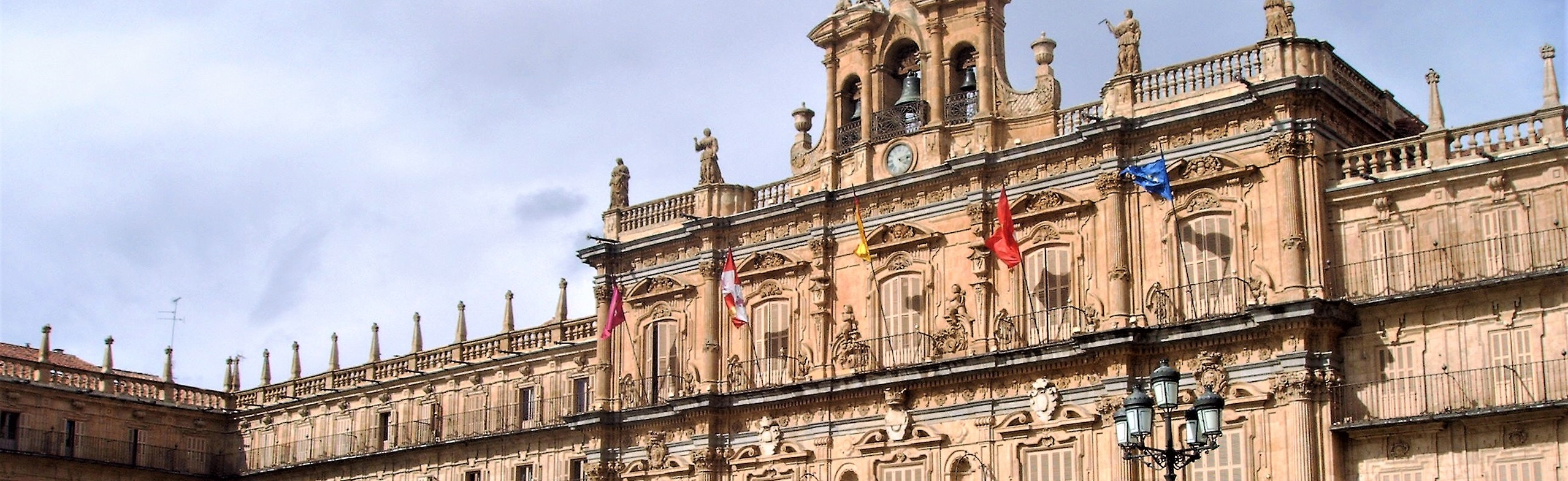 The Plaza Mayor, Salamanca