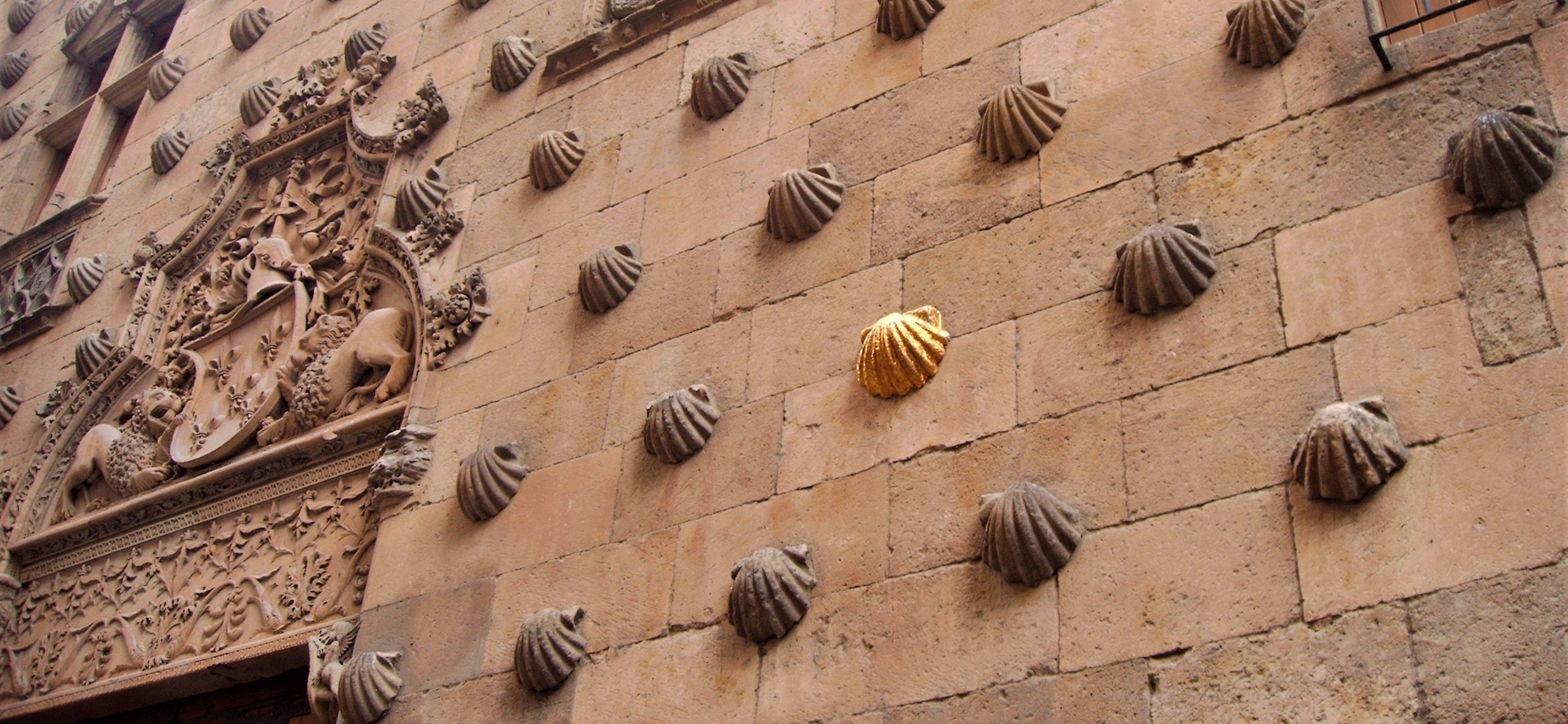 The House of Shells, Salamanca.